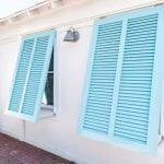 Bahama Shutters in Wilmington, North Carolina